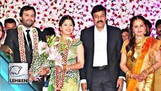 Jayaprada's Son Siddharth's Wedding Reception Photos – Gallery