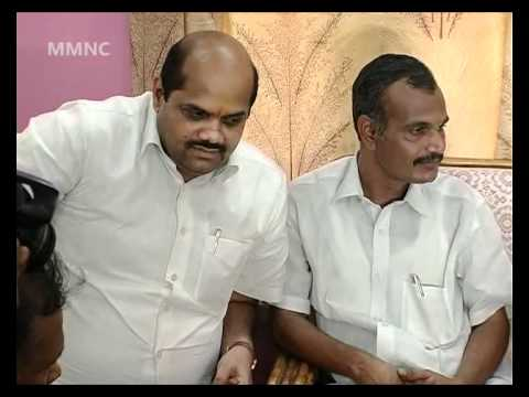 Kumarswamy and Kadadi Press Meet.3gp