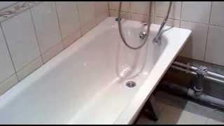 отделка ванной комнаты 2012 начало