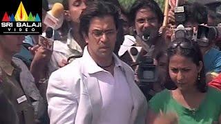 Raana Movie Nana Patekar Kidnap to Heroine || Arjun, Nana Patekar, Kajal Agarwal - SRIBALAJIMOVIES