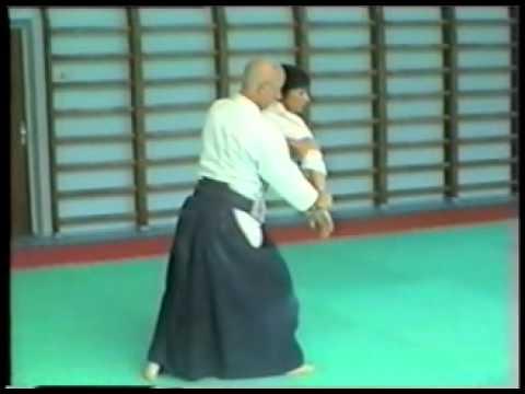 AIKIDO Seminar. Ethan Weisgard Summer Camp in Sochi Russia 2003. Part 1