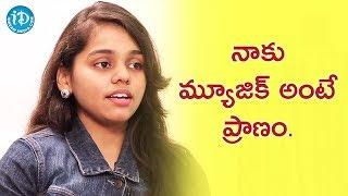 I Love Music - Shanmukha Priya || Talking Movies With iDream - IDREAMMOVIES