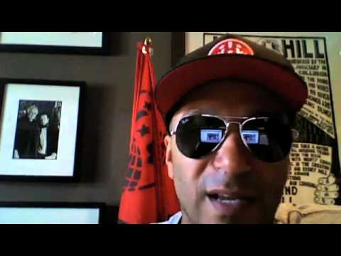 Guerrilla Video 4: Tom Morello from Rage Against The Machine on L.A. Rising