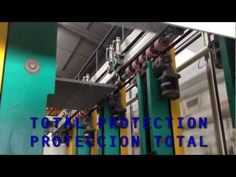 The Corner - La Cantonera - Total Protection - Errece Maquinaria Ceramica