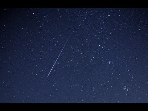 Leonid Meteor Shower  2013 November 18