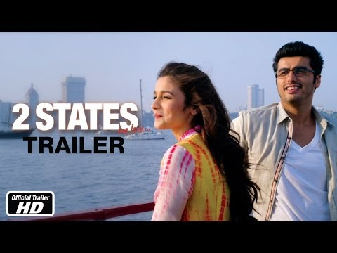 2 States - Official Trailer