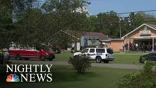 One Killed, Six Wounded In Nashville Church Shooting | NBC Nightly News - NBCNEWS