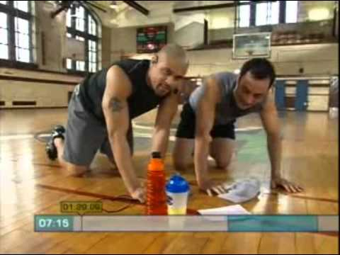 Insanity Fitness Video