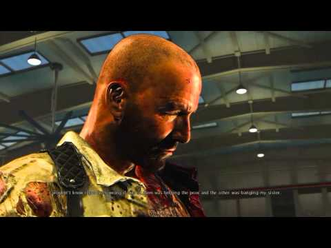 Max Payne 3 Walkthrough / Gameplay Part 1 - The Awesome Cut- Screen