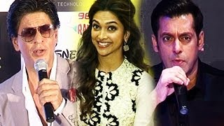 Salman Khan, Aamir Khan, Deepika Padukone, Priyanka Chopra are Bollywood's fit actors - Chatterati