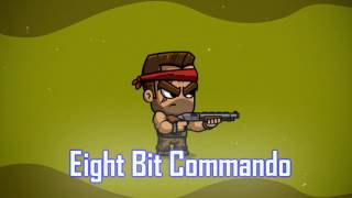 Royalty Free :Eight Bit Commando