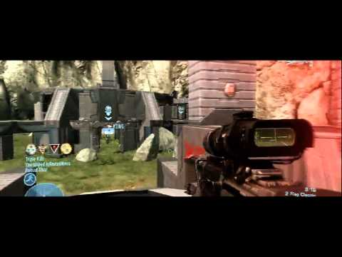 Lunar :: Halo Reach Montage Trailer :: By Muggsy