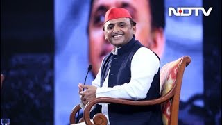 "#NDTVYuva – Have To Stay Away From RSS ""To Save Country"", Says Akhilesh Yadav - NDTV"