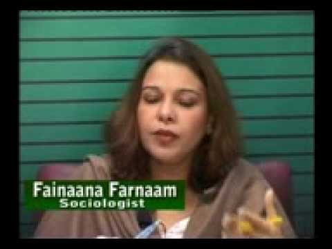 Talk show on India Pakistan relations part 5