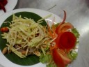 How to make thai spicy Mango Salad