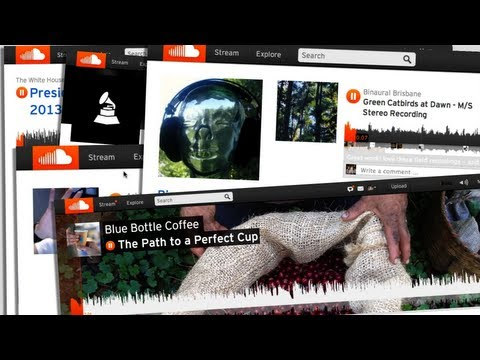 SoundCloud's Push To Be The YouTube Of Audio