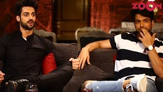 Karan Wahi And Rithvik Dhanjani's Cherished Piece of Clothing | In Style With Renil - ZOOMDEKHO