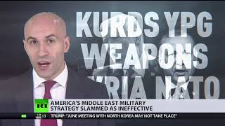 How US Middle East strategy has failed to win over hearts and minds - RUSSIATODAY
