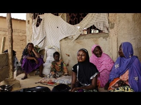 A voice from a Malian refugee camp