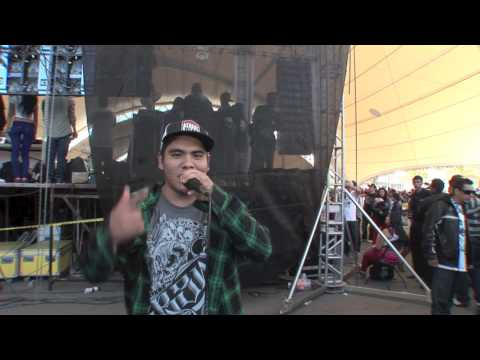 -ALEGO TV-  ACZINO EN HIP HOP VS DRUGS 4