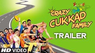 "Exclusive: ""Crazy Cukkad Family"" Official Trailer | Swanand Kirkire, Shilpa Shukla, Ninad Kamat - TSERIES"