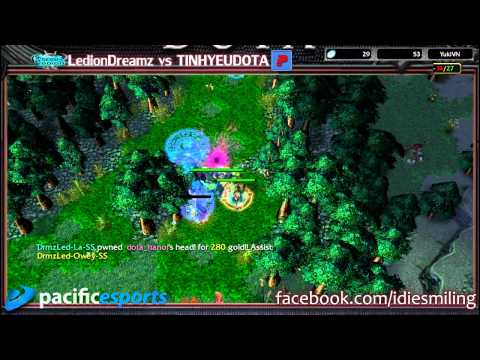 DotAHL 189 - [GEST June] LedionDreamz vs TINHYEUDOTA