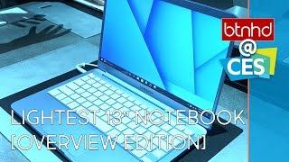 (Keep Things Light) Samsung Notebook 9 13