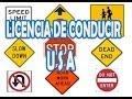 Ayuda para el examen de la licencia de conducir  USA 1era Parte. Señales de tráfico