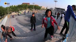 Este video te tira la posta de la capital de Corea del Norte