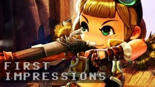 Tales of Laputa Gameplay | First Impressions HD