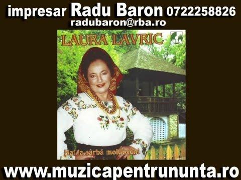Laura Lavric - Mai badita din Suceava