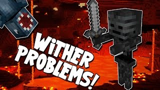 watch the youtube video Minecraft - Boss Battles - Wither Problems! [13]
