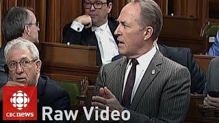 بالفيديو: نائب كندي يُضحك البرلمان بسبب