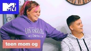 'Big Sister Surprise' Deleted Scene | Teen Mom OG (Season 7) | MTV - MTV