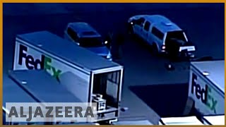 🇺🇸 Texas on edge as police hunt for 'serial bomber' | Al Jazeera English - ALJAZEERAENGLISH
