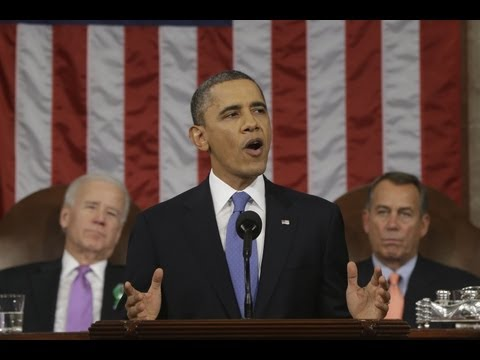 Obama's Full 2013 State of the Union Address - SOTU 2013
