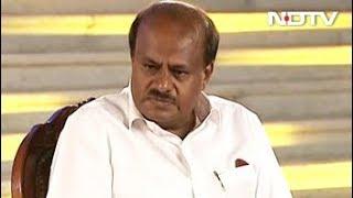 NDTV स्पेशल 'नम्मा कर्नाटक' में CM एच डी कुमारस्वामी से सवाल-जवाब - NDTVINDIA