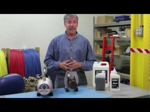 YELLOW JACKET Quick Tip: The Importance of Vacuum Pump Oil