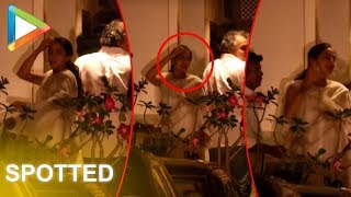 Saif Ali Khan Daughter Sara Ali Khan Spotted At Sandeep Khoshla House - HUNGAMA