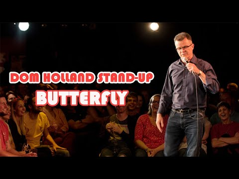 Dominic Holland 2013 Buterfly