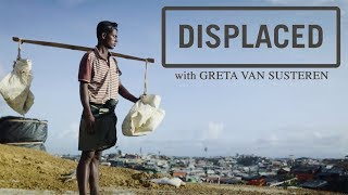 Day to Day Life in a Rohingya Refugee Camp | Displaced with Greta Van Susteren - VOAVIDEO