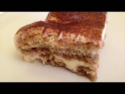 La recette du net n°1 : Le Tiramisu Super simple