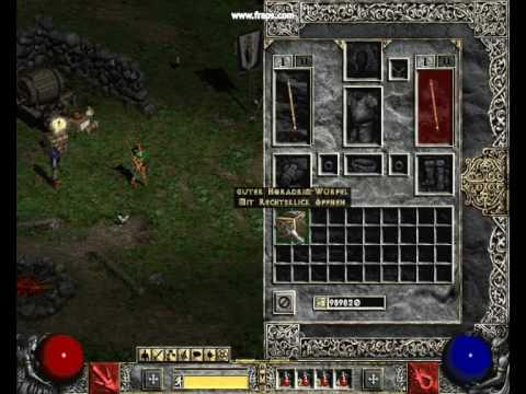 Diablo II - How to play as Boss Monsters!