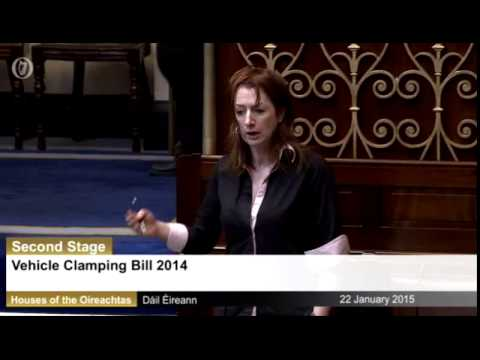 Vehicle Clamping Bill