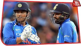 India Chasing 231 Runs In Third ODI To Clinch Series Against Australia - AAJTAKTV