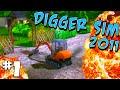 Trucking Tuesday: Digger-Simulator 2011 #1 - Monostril