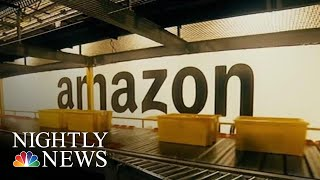 Amazon Backs Out Of Plans For New Headquarters In New York City | NBC Nightly News - NBCNEWS
