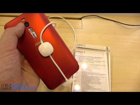MWC 2015 Asus Zenfone 2