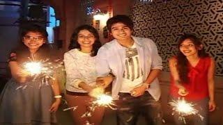Nisha Aur Uske Cousins: Diwali Celebration on Sets - BOLLYWOODCOUNTRY