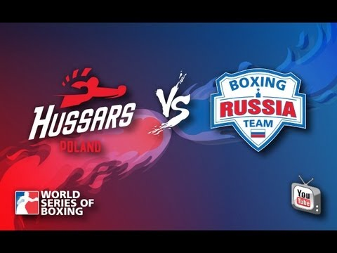 Mecz Hussars Poland z Russia Team